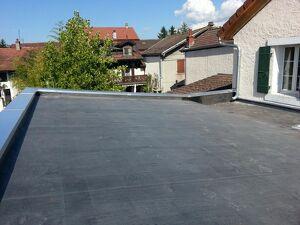 Membrane étanchéité toiture