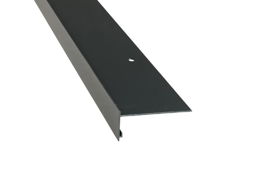 Rive 30/80 laquées en longueur de 3 m