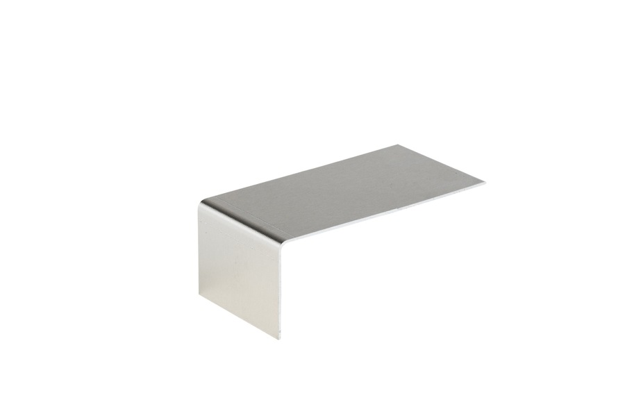 Jonction aluminium brut - rives 50/100