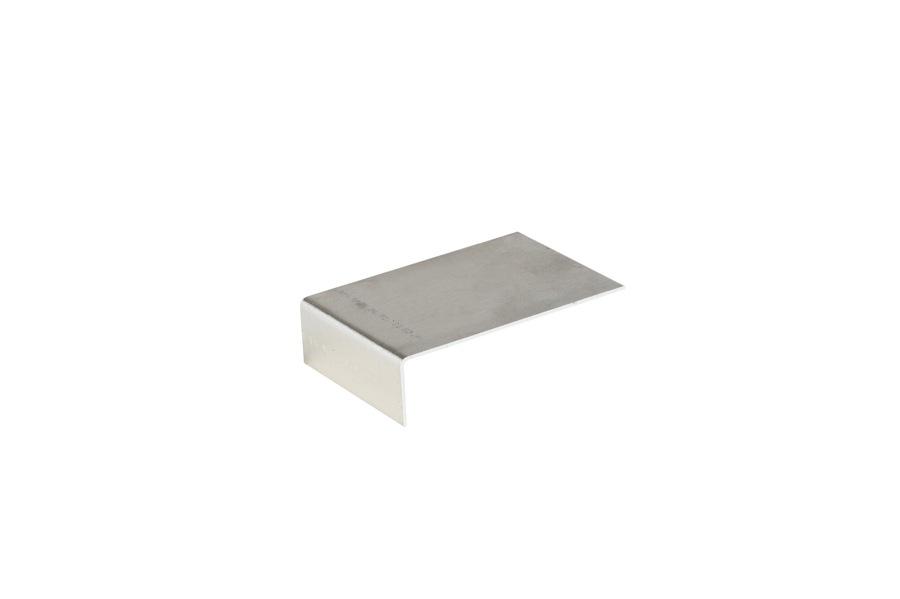 Jonction aluminium brut - rives 30/80