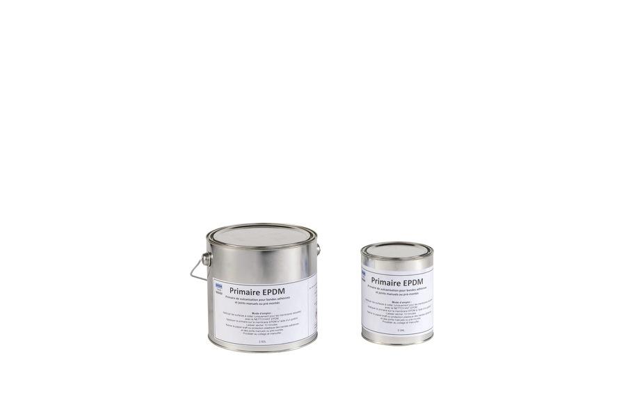 Gamme primaire EPDM pots de 2.82 L et de 0.94 L.