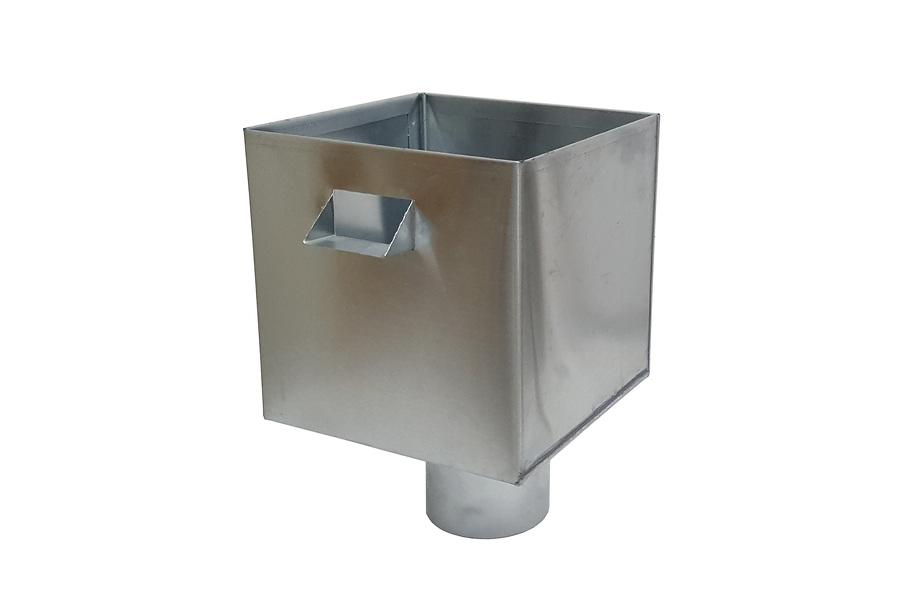 boîte à eau Zinc brut