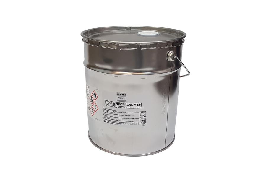 Colle Neoprène EPDM pot de 20 L