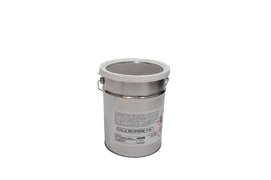 Colle Neoprène EPDM pot de 5 L