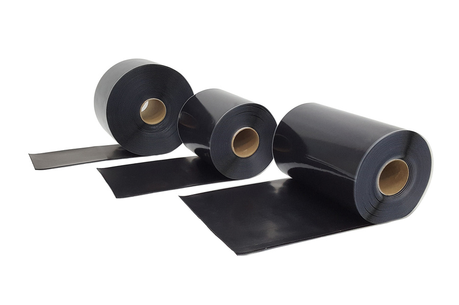 Bande adh sive flashing epdm for Rouleau epdm